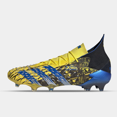 adidas Marvel Predator Freak .1 FG Football Boots