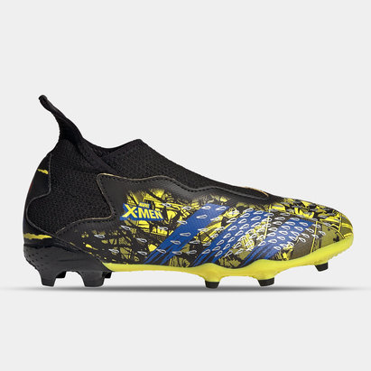 adidas Marvel Predator Freak .3 Laceless Junior FG Football Boots
