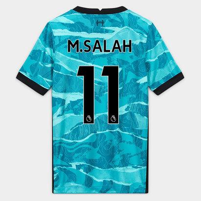 Nike Liverpool Mohamed Salah Away Shirt 20/21 Kids