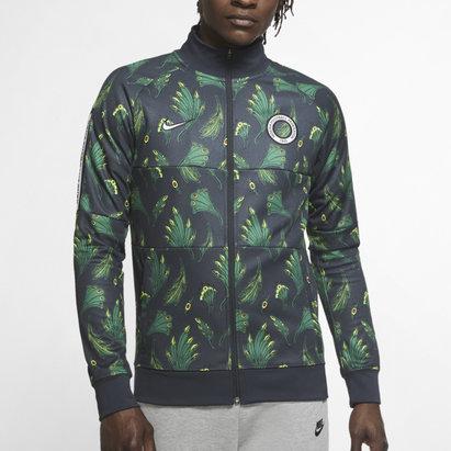 Nike Nigeria Anthem Jacket Mens