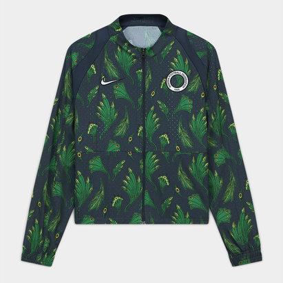Nike Nigeria Full Zip Jacket Ladies
