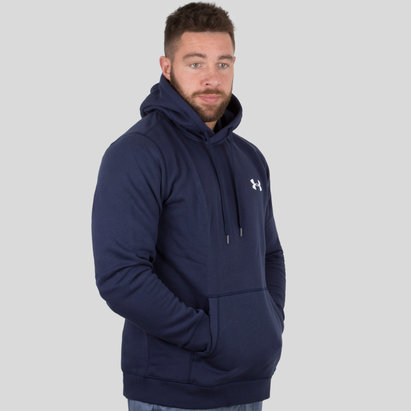 Under Armour Rival Fitted Hooded Fleece Sweat