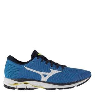 8334c9b157fb1 Mizuno Waveknit R1 Running Shoes