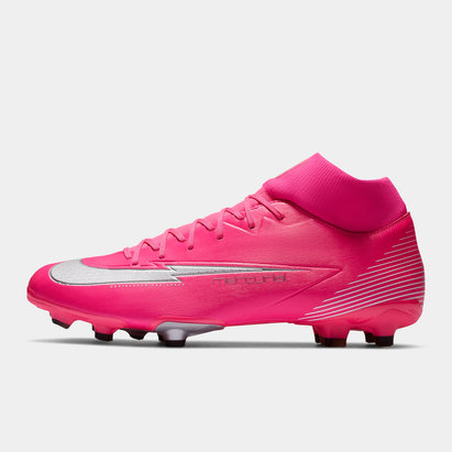 Nike Mercurial Academy DF Kylian Mbappe Rosa FG Mens