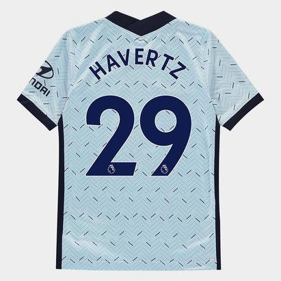 Nike Chelsea Kai Havertz Away Shirt 20/21 Kids