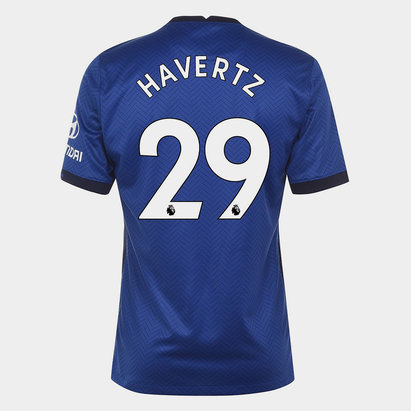 Nike Chelsea Kai Havertz Home Shirt 20/21 Mens