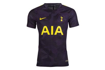 Tottenham Hotspur 17/18 3rd S/S Authentic Match Football Shirt