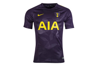 Nike Tottenham Hotspur 17/18 Kids 3rd S/S Replica Football Shirt