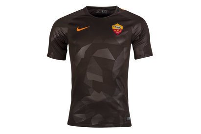 AS Roma 17/18 3rd Replica S/S Football Shirt