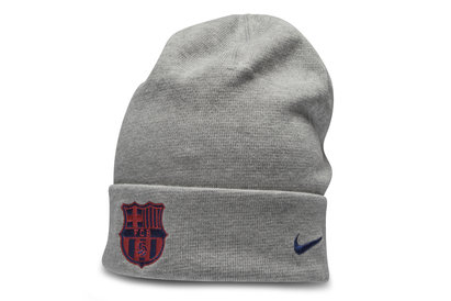 Image of FC Barcelona 17/18 Football Beanie Hat