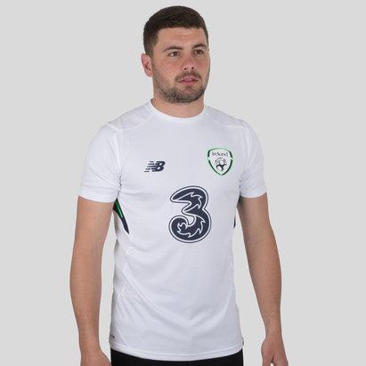 New Balance Republic of Ireland 17/18 S/S Football Training Shirt