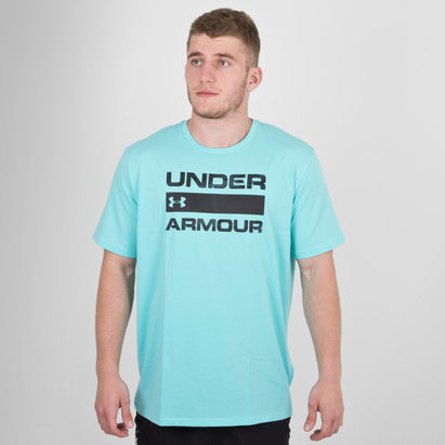 Under Armour Wordmark Training T-Shirt