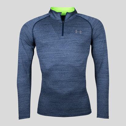 Under Armour HeatGear Tech 1/4 Zip L/S Shirt