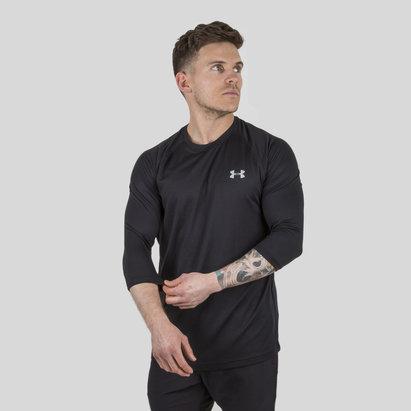 Under Armour Tech Power Sleeve S/S Training T-Shirt