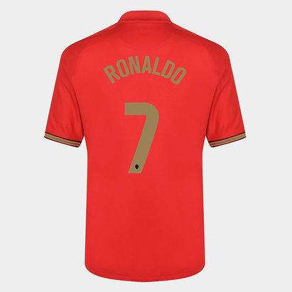 Nike Portugal Cristiano Ronaldo Home Shirt 2020
