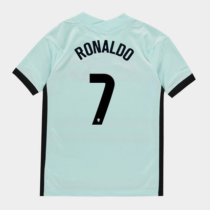 Nike Portugal Ronaldo Away Shirt 2020 Junior
