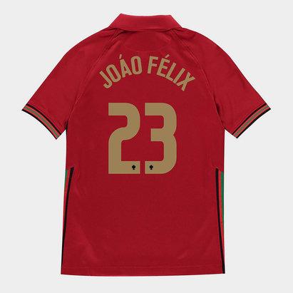 Nike Portugal Joao Felix Home Shirt 2020 Junior