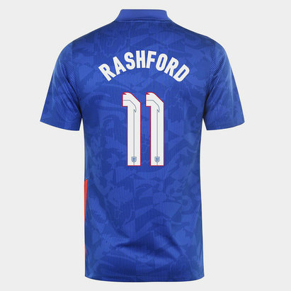 Nike England Marcus Rashford Away Shirt 2020 Junior