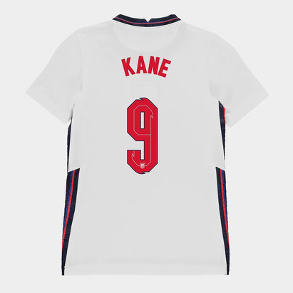 Nike England Harry Kane Home Shirt 2020 Junior