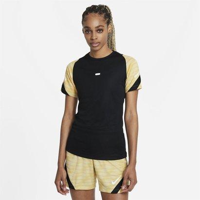 Nike Strike Short Sleeve T Shirt Ladies