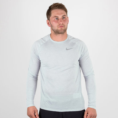Nike Breathe Tailwind L/S Running Top