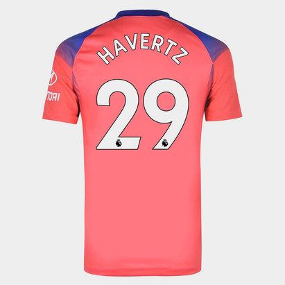 Nike Chelsea Kai Havertz Third Shirt 20/21 Mens