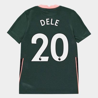 Nike Tottenham Hotspur Dele Alli Away Shirt 20/21 Kids