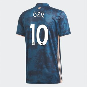 adidas Arsenal Mesut Ozil Third Shirt 2020 2021 Junior