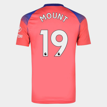 Nike Chelsea Mason Mount Third Shirt 20/21 Mens
