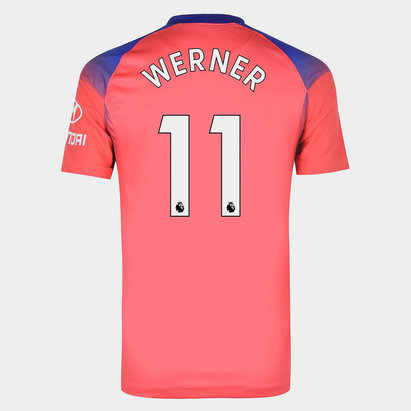 Nike Chelsea Timo Werner Third Shirt 20/21 Mens