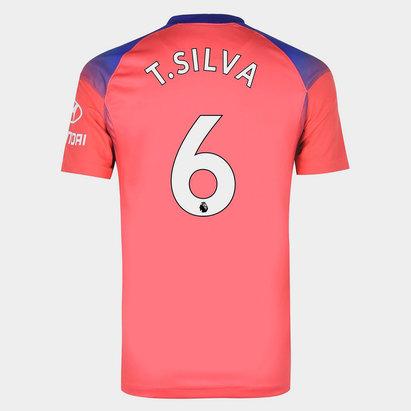 Nike Chelsea Thiago Silva Third Shirt 2020 2021