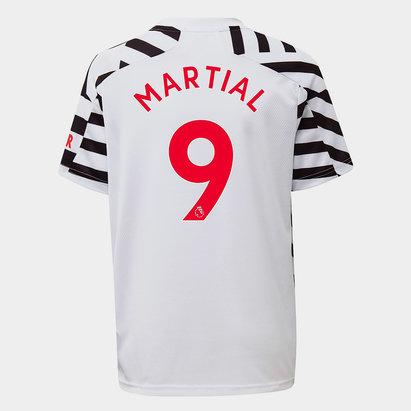 adidas Manchester United Anthony Martial Third Shirt 20/21 Mens