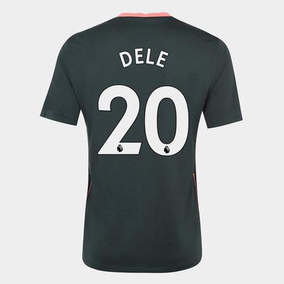 Nike Tottenham Hotspur Dele Alli Away Shirt 2020 2021