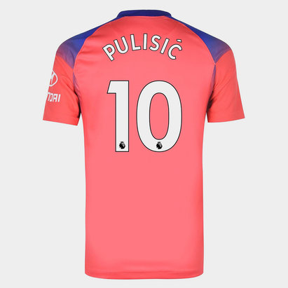 Nike Chelsea Christian Pulisic Third Shirt 20/21 Mens