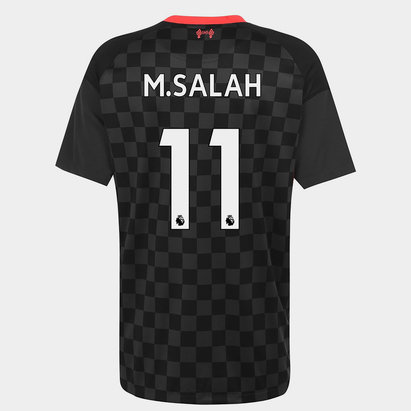 Nike Liverpool Mohamed Salah Third Shirt 20/21 Mens