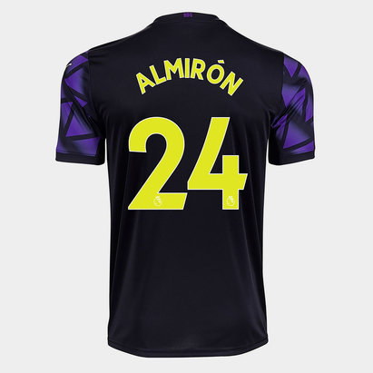 Puma Newcastle United Miguel Almiron Third Shirt 20/21 Kids