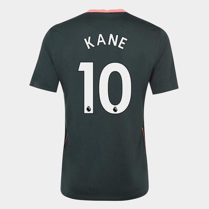Nike Tottenham Hotspur Harry Kane Away Shirt 2020 2021