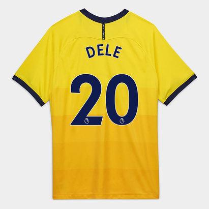 Nike Tottenham Hotspur Dele Alli Third Shirt 20/21 Kids