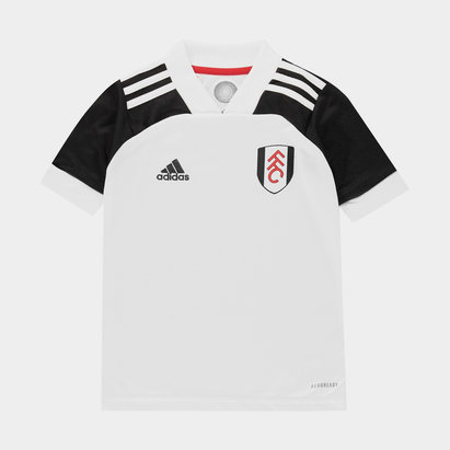 adidas Fulham Home Jersey 20/21 Kids