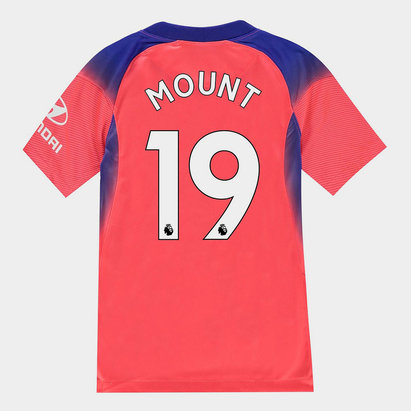 Nike Chelsea Mason Mount Third Shirt 20/21 Kids