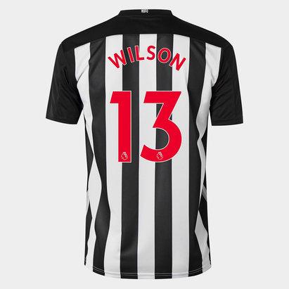 Puma Newcastle United Callum Wilson Home Shirt 20/21 Mens