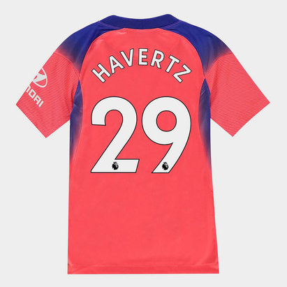 Nike Chelsea Kai Havertz Third Shirt 20/21 Kids