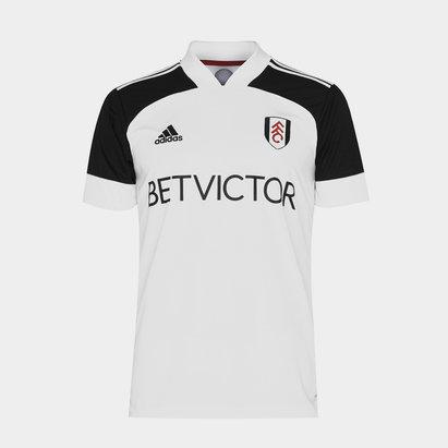 adidas Fulham Home Jersey Replica Shirt