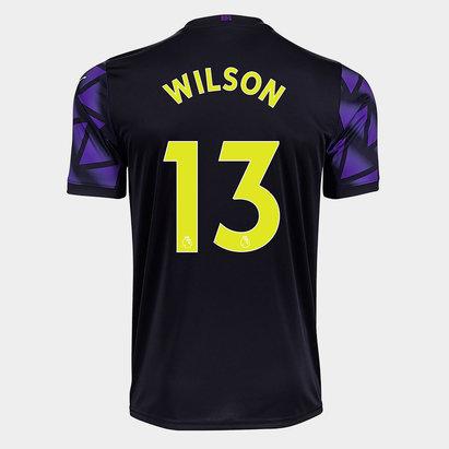 Puma Newcastle United Callum Wilson Third Shirt 20/21 Kids