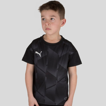 Puma FtblNXT Kids Graphic Football T-Shirt