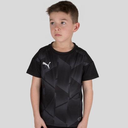 Puma FtblNXT Kids Graphic Football T-Shirt
