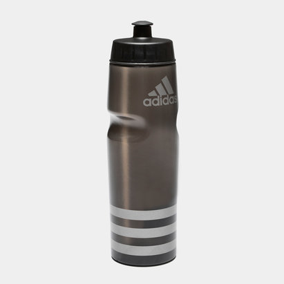 adidas 3 Stripe 750ml Performance Water Bottle