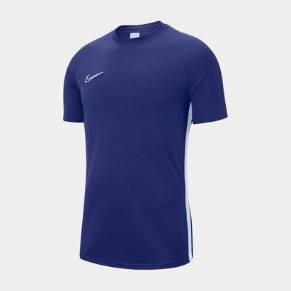 Nike Dri FIT Academy Mens Soccer Short Sleeve Top