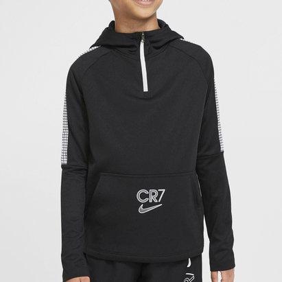 Nike CR7 Drill Hoodie Junior Boys