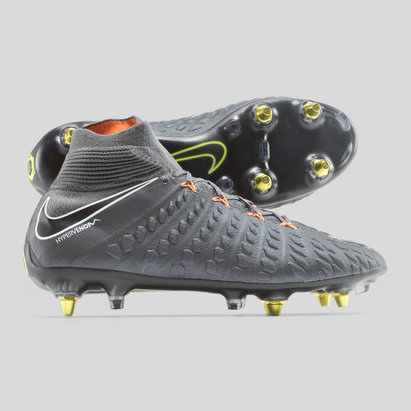 Nike Hypervenom Phantom III Elite D-Fit Anti-Clog SG Pro Football Boots